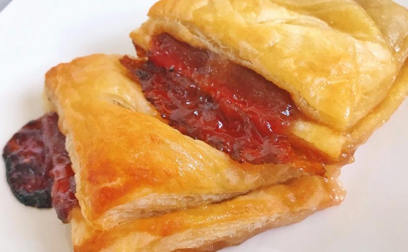 Easy Vegan Guava & Cheese Pastries | Pastelitos de Guayaba yQueso